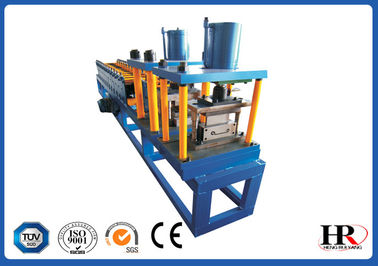 Lembar Baja Warna Bukaan Pintu Rolling Forming Machine Full Automatically